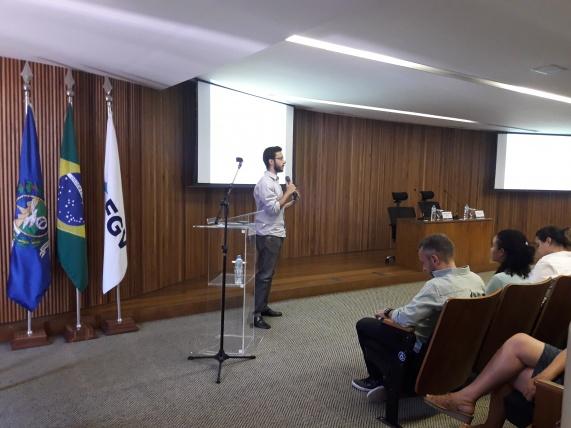 Hugo Baldioti (PUC-Rio) - 18/01/2018