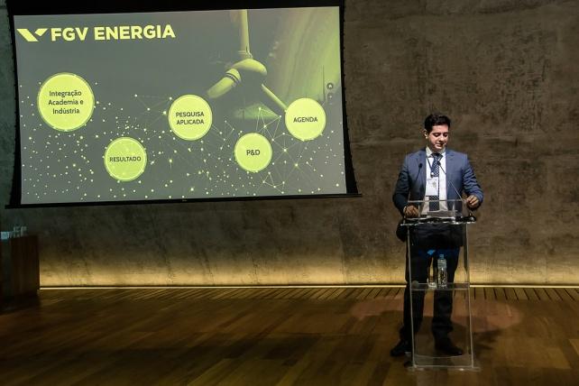 Felipe Gonçalves, Pesquisador FGV Energia