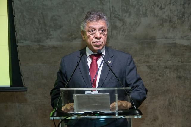Luiz Roberto Bezerra, Superintendente de Relações Institucionais e Responsabilidade Social FGV Energia