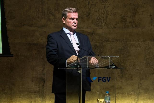 Diretor Executivo da FGV Energia, Carlos Otavio Quintella.