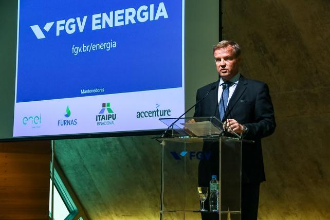 Diretor executivo da FGV Energia, Carlos Otavio Quintella