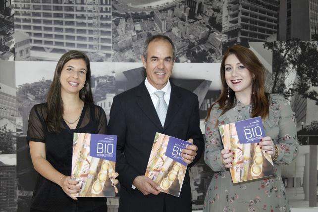 Tamar Roitman, Milas Evangelista e Fernanda Delgado, Pesquisadores FGV Energia