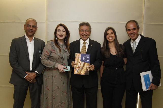 Paulo Cunha, Fernanda Delgado, Luiz Bezerra, Tamar Roitman e Milas Evangelista, FGV Energia