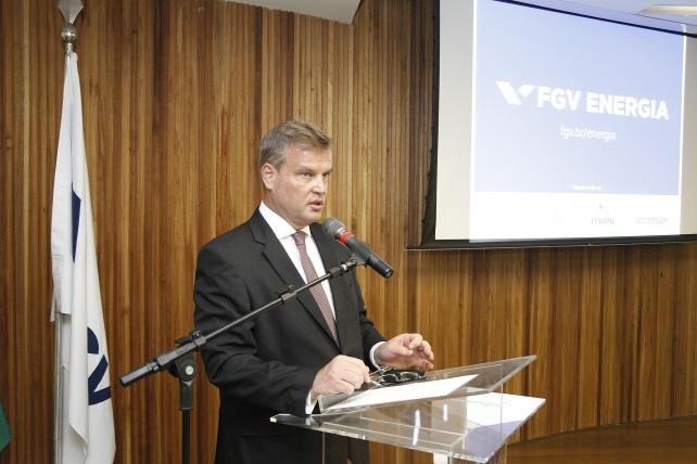 Carlos Otavio Quintella, Diretor Executivo FGV Energia