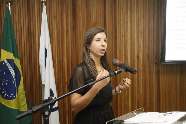 Tamar Roitman, Pesquisadora FGV Energia