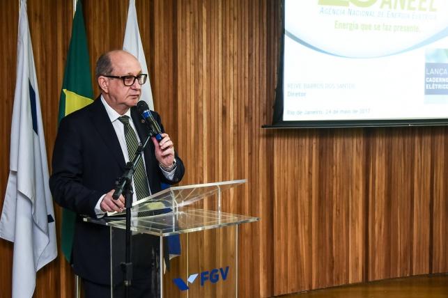 Reive Barros dos Santos – Diretor da Agência Nacional de Energia Elétrica (ANEEL)