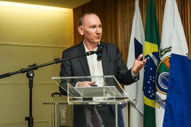 Marco Saltini – Vice-Presidente Associação Nacional dos Fabricantes de Veículos Automotores (ANFAVEA)