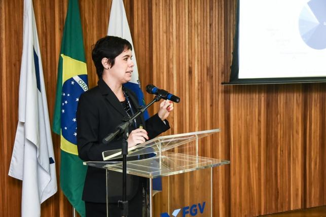 Tatiana Bruce - Pesquisadora FGV Energia