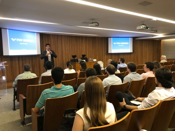 Felipe Gonçalves, Superintendente de Ensino e P&D da FGV Energia - 18/01/2018