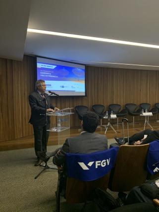 Luiz Roberto Bezerra - Superintendente de Relações Institucionais e Responsabilidade Social.