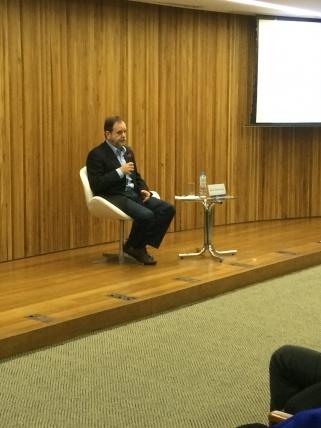 David Zylbersztajn, palestrante do Energia em Foco