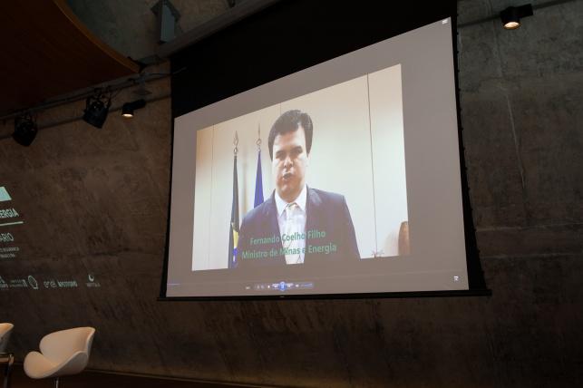 Discurso - Fernando Coelho Filho - Ministro de Minas e Energia