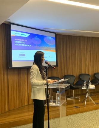 Gláucia Fernandes - Pesquisadora na FGV Energia.
