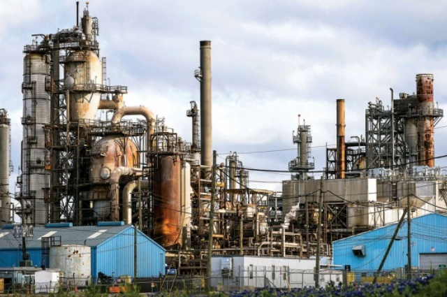 Refinaria Pasadena: a compra pela Petrobras por US$ 360 milhões, quando a ex-presidente Dilma Rousseff ocupava a presidência do Conselho, levantou suspeitas de superfaturamento (Crédito:Gilberto Tadday)
