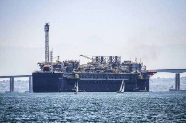 Operação do pré-sal, no Rio de Janeiro: o leilão da cessão onerosa marcará a abertura definitiva do mercado brasileiro a petroleiras estrangeiras   Eldio Suzano/Fotoarena