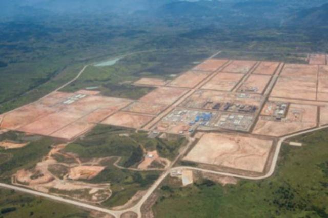 Obras: vagas devem surgir com a retomada das obras da Unidade de Processamento de Gás Natural (Frederico Bailoni/Petrobras/Divulgação)