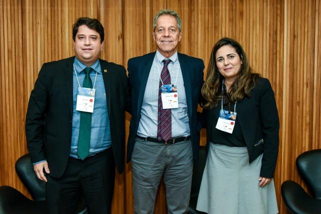Painel 3: Infraestrutura portuária para distribuição de combustíveis marítimos no Brasil.