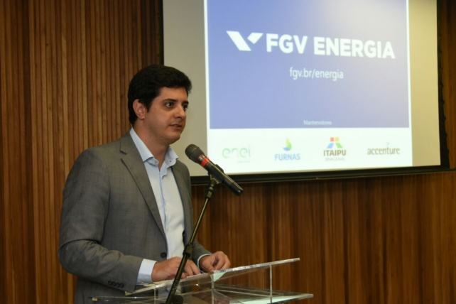 Felipe Gonçalves, Superintendent of Education and R & D of FGV Energia